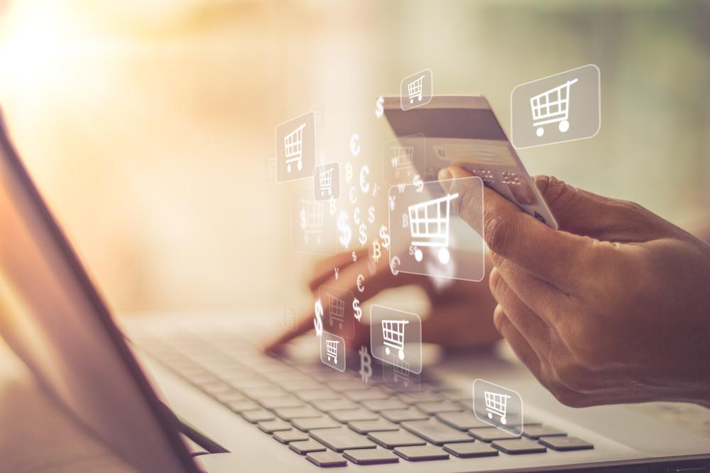 online Bestelling met creditcard