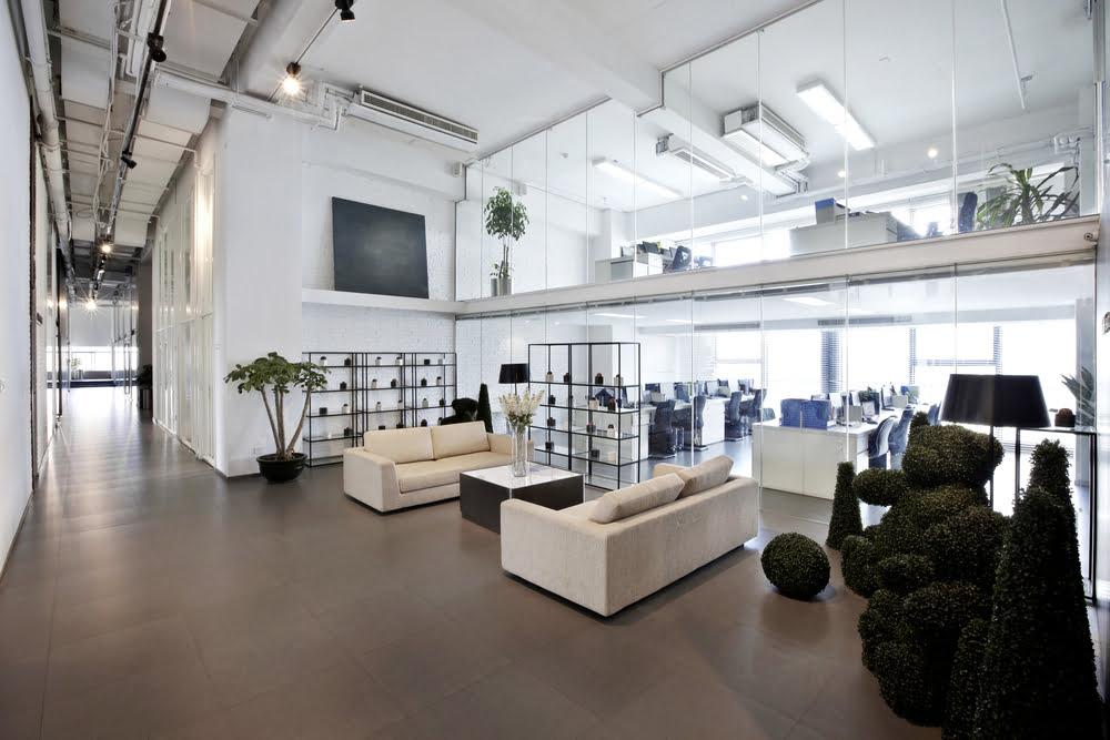 kantoorontwerp - lounge